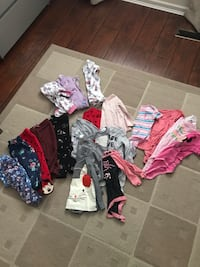 Baby Girl 12-18 month lot very good condition Coquitlam