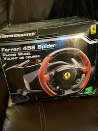 Ferrari racing wheel Toronto, M4J 2M1