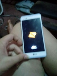 white android smartphone with black case Sacramento, 95825