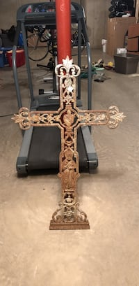 French Cross from 1800s Bloomsburg, 17815