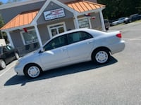 2007 Toyota Corolla LE Sedan 4D Washington