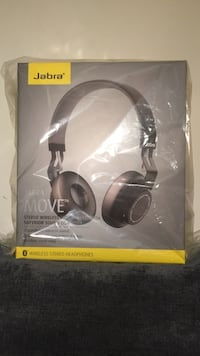 Jabra Stereo Wireless Headphones Stathelle, 3960