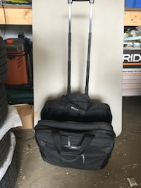 Laptop carry on briefcase  Mississauga, L5L 1L1