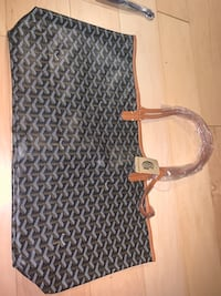 Black and Brown GoYARD Tote Bag Purse Ashburn, 20147