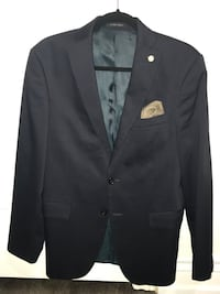 Zara Blazer Size Small With Pocket Square and Lapel Pin Richmond Hill, L4C 8P8