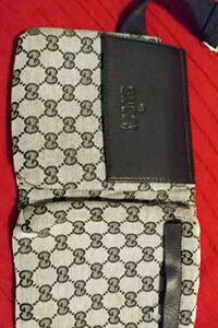 black and white Gucci wallet Toronto, M6N 1Y3