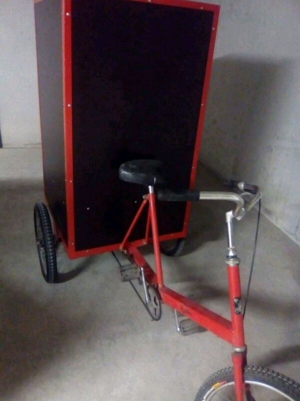 Tricycle vélo
