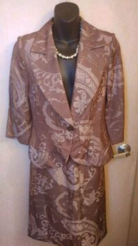 Vintage paisley outfit Kitchener, N2G 4X6