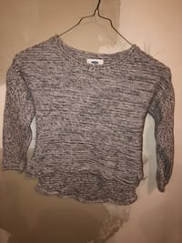 Old Navy Girls Hi/Lo Sweater