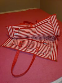Stylish summer beach tote bag (two in one) Aurora