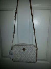 Brand New Michael Kors Vanilla Houston, 77045