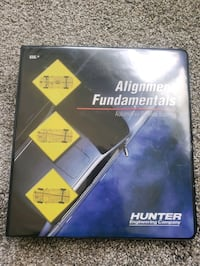 Hunter Automotive Alignment Training