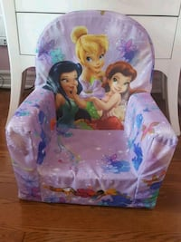 Princess chair for girls Laval, H7P 5W2