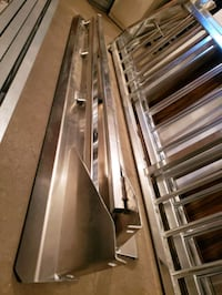 Aluminium side rails