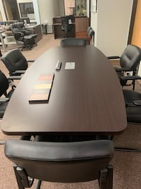 8ft Espresso Conference Table Tigard, 97223