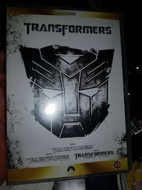 Transformers 1-3 DVD pakke 6250 km