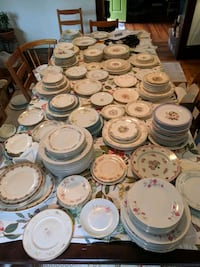 Antique plates New Bedford, 02744