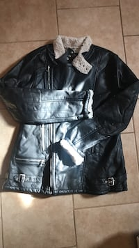 Leather jacket lined Toms River, 08753