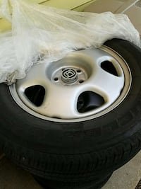 4 wheels with tires for Honda CRV Berwyn Heights, 20740