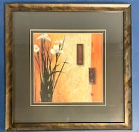 Picture with frame 20x20in Leesburg, 20176