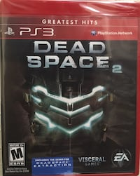 Dead Space 2 for PS3 game Gainesville, 32608