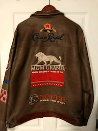 MGM Grand Leather jacket Calgary, T2A 6Z3