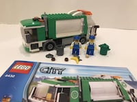 Used Lego City Collection