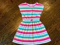 Gymboree summer dress size 7-8 Toronto, M6R 1T5