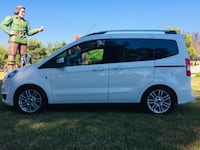 Ford - Courier - 2015 8819 km