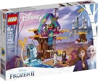 (NEW) LEGO Disney Frozen II Enchanted Treehouse 41164 Toronto