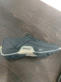 Shoes for little boy leather size 11 Guess j40$ Hampstead, H3X 1H1