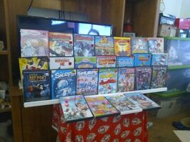 Animated kid dvds