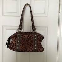 Purse. Animal print. Excellent condition   Fort Smith, 72908