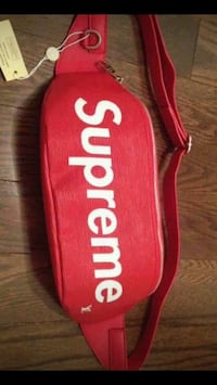 Supreme x Louis Vuitton Fannypack  King, L7B 1K2