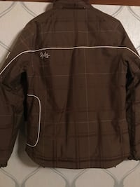 Firefly Brown Winter Coat 511 km
