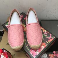pair of pink leather loafers Silver Spring, 20901
