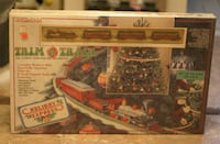Christmas Bachman Holiday Express Trim A Train Xmas Tree Decoration- SEALED IN BOX- READ AD Hicksville