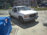 GMC Sierra 1500 work truck runs perfectly Garden City