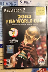 Play station two FIFA World Cup Media, 19063