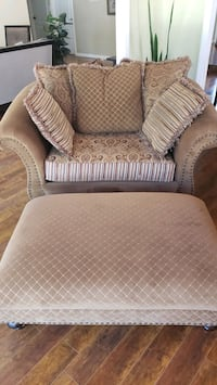 Sofa, chair and ottoman - high end Mission Viejo, 92691