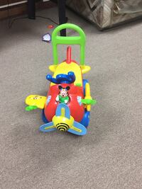 toddler's multicolored activity walker Englewood, 07631
