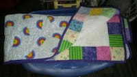 Beautiful Quilt and 3 Receiving Blankets Spring Valley, 89147