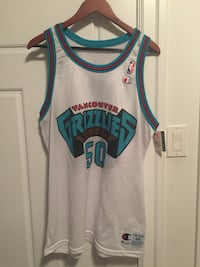 Authentic Vancouver grizzlies jersey  Coquitlam, V3J 6Y9