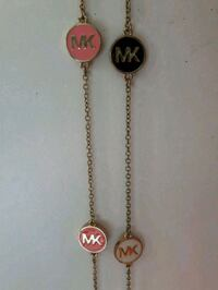 Extra long Michael Kors multi colored necklace  Windsor, N9A 2Z7
