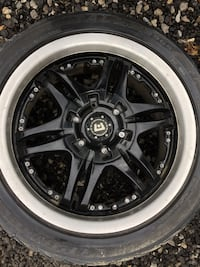3 sets of rims Hagersville, N0A