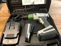 New  Haussmann Two 14.V Lithium-Icon Battery Drill/Driver Guelph, N1L 1G8