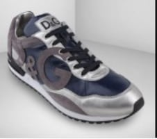 D&G Leather Sneakers