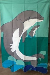 Dolphin Outdoor Flag Wakefield, 01880