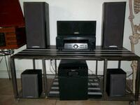 Sony surround sound system with receiver only  Las Vegas, 89101