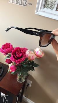 black and pink floral headband Lincoln, L0R